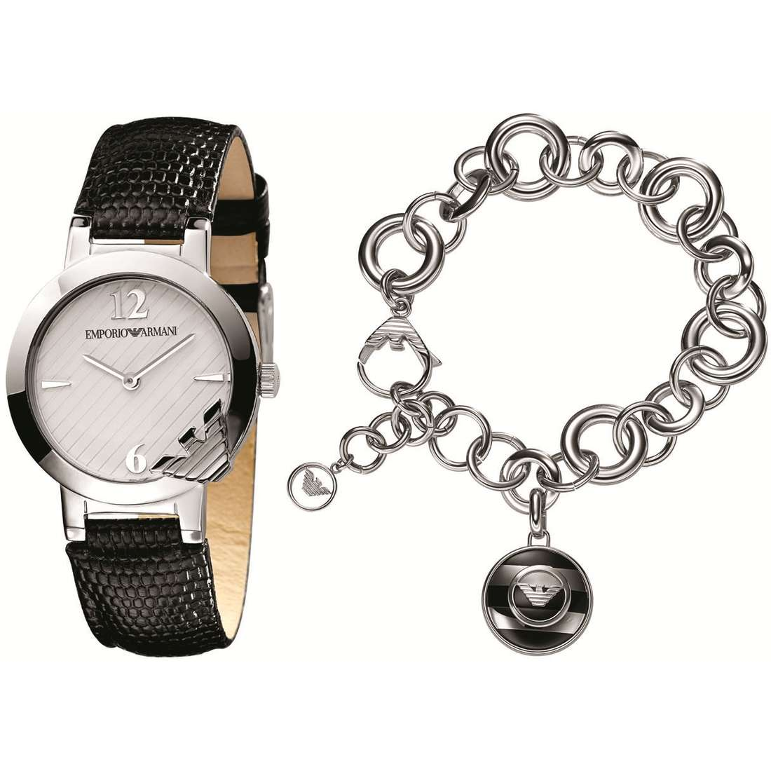 watch only time woman Emporio Armani AR8013