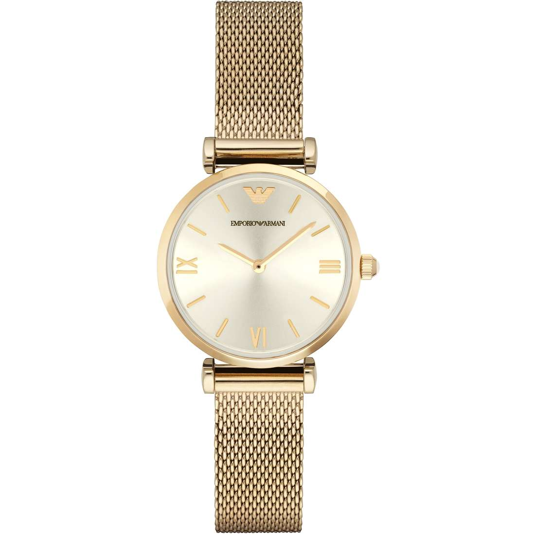 watch only time woman Emporio Armani Gianni T-Bar AR1957