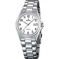 watch only time woman Festina Acero Clasico F16375/1