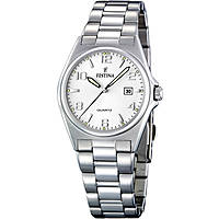 watch only time woman Festina Acero Clasico F16375/5