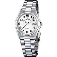watch only time woman Festina Acero Clasico F16375/9