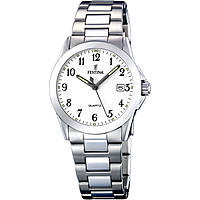 watch only time woman Festina Acero Clasico F16377/1