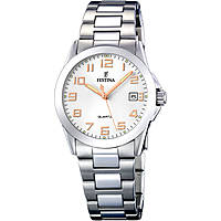 watch only time woman Festina Acero Clasico F16377/3