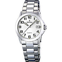 watch only time woman Festina Acero Clasico F16377/7