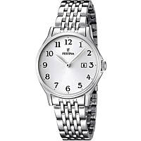watch only time woman Festina Acero Clasico F16748/1