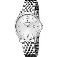 watch only time woman Festina Acero Clasico F16748/2