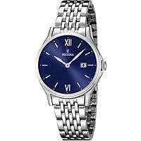 watch only time woman Festina Acero Clasico F16748/3