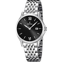 watch only time woman Festina Acero Clasico F16748/4
