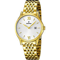 watch only time woman Festina Acero Clasico F16749/2