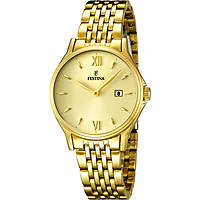 watch only time woman Festina Acero Clasico F16749/3