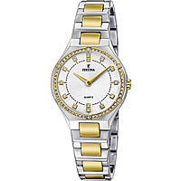 watch only time woman Festina Acero Clasico F20226/1