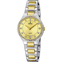 watch only time woman Festina Acero Clasico F20226/2
