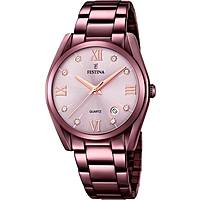 watch only time woman Festina Boyfriend F16865/2