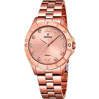 watch only time woman Festina Boyfriend F16926/B
