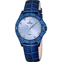 watch only time woman Festina Boyfriend F16931/B