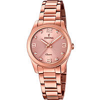 watch only time woman Festina Boyfriend F20211/1