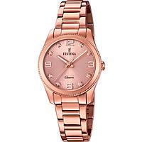 watch only time woman Festina Boyfriend F20211/1