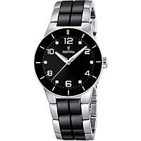 watch only time woman Festina Ceramic F16531/2