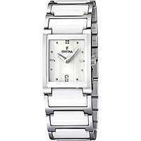 watch only time woman Festina Ceramic F16536/1