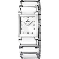 watch only time woman Festina Ceramic F16536/3