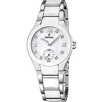 watch only time woman Festina Ceramic F16588/2