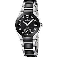 watch only time woman Festina Ceramic F16588/3