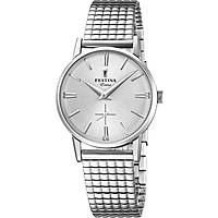 watch only time woman Festina Extra Collection F20256/1