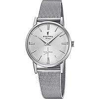 watch only time woman Festina Extra Collection F20258/1
