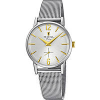 watch only time woman Festina Extra Collection F20258/2