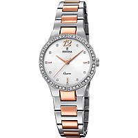 watch only time woman Festina Mademoiselle F20241/2