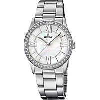 watch only time woman Festina Only For Ladies F20232/1