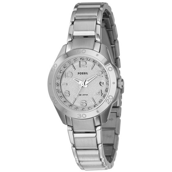 watch only time woman Fossil AM4229