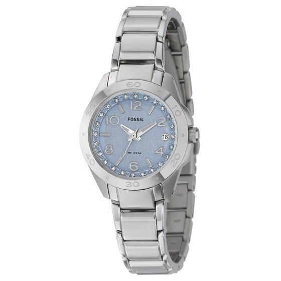 watch only time woman Fossil AM4230