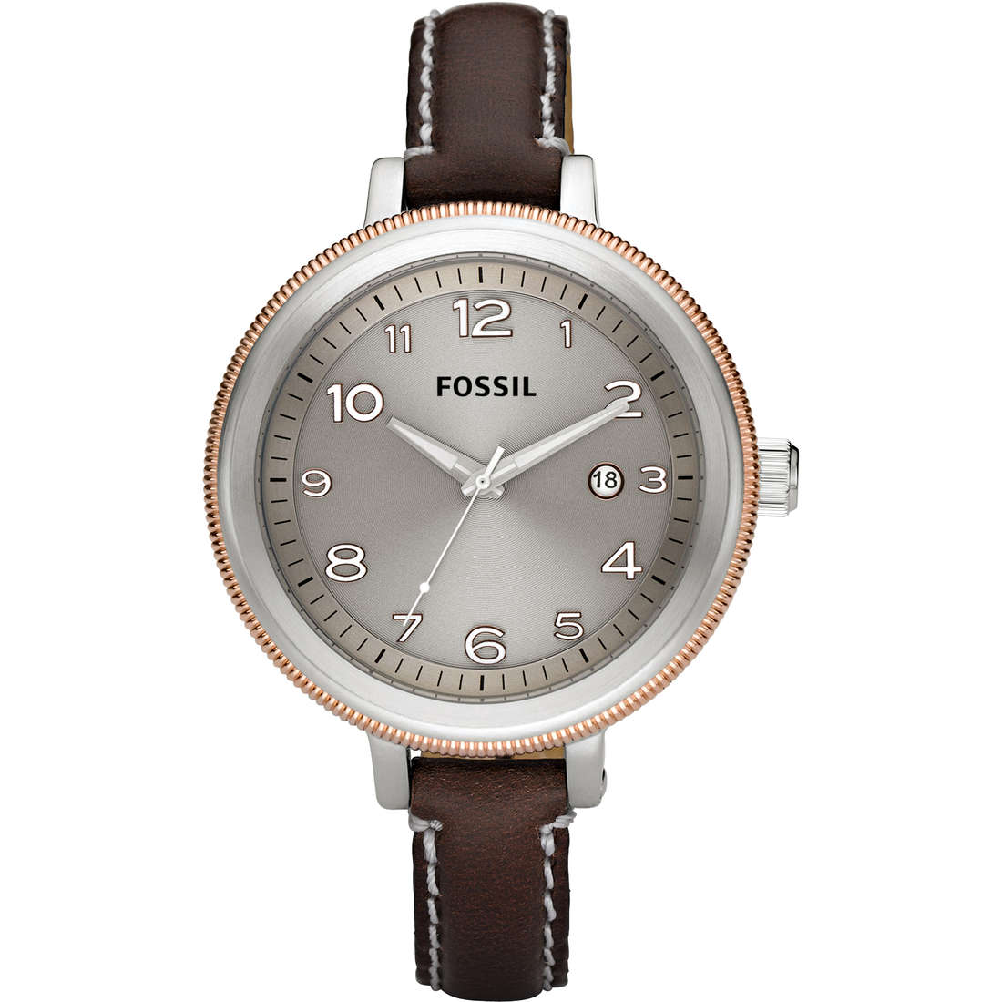 watch only time woman Fossil AM4304