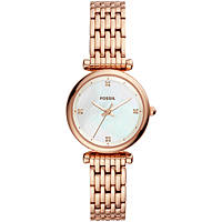 watch only time woman Fossil Carlie ES4429