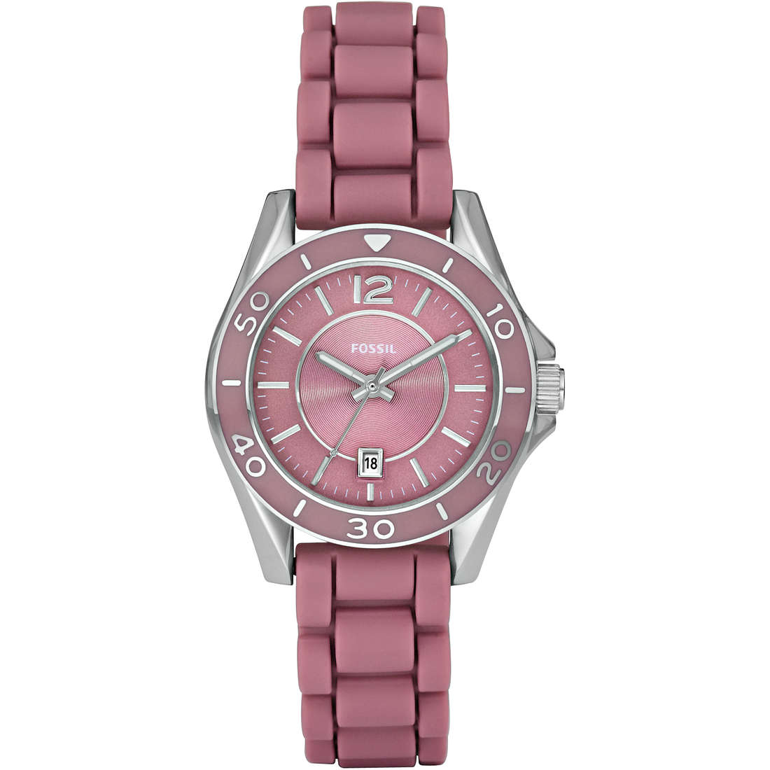 watch only time woman Fossil ES2876