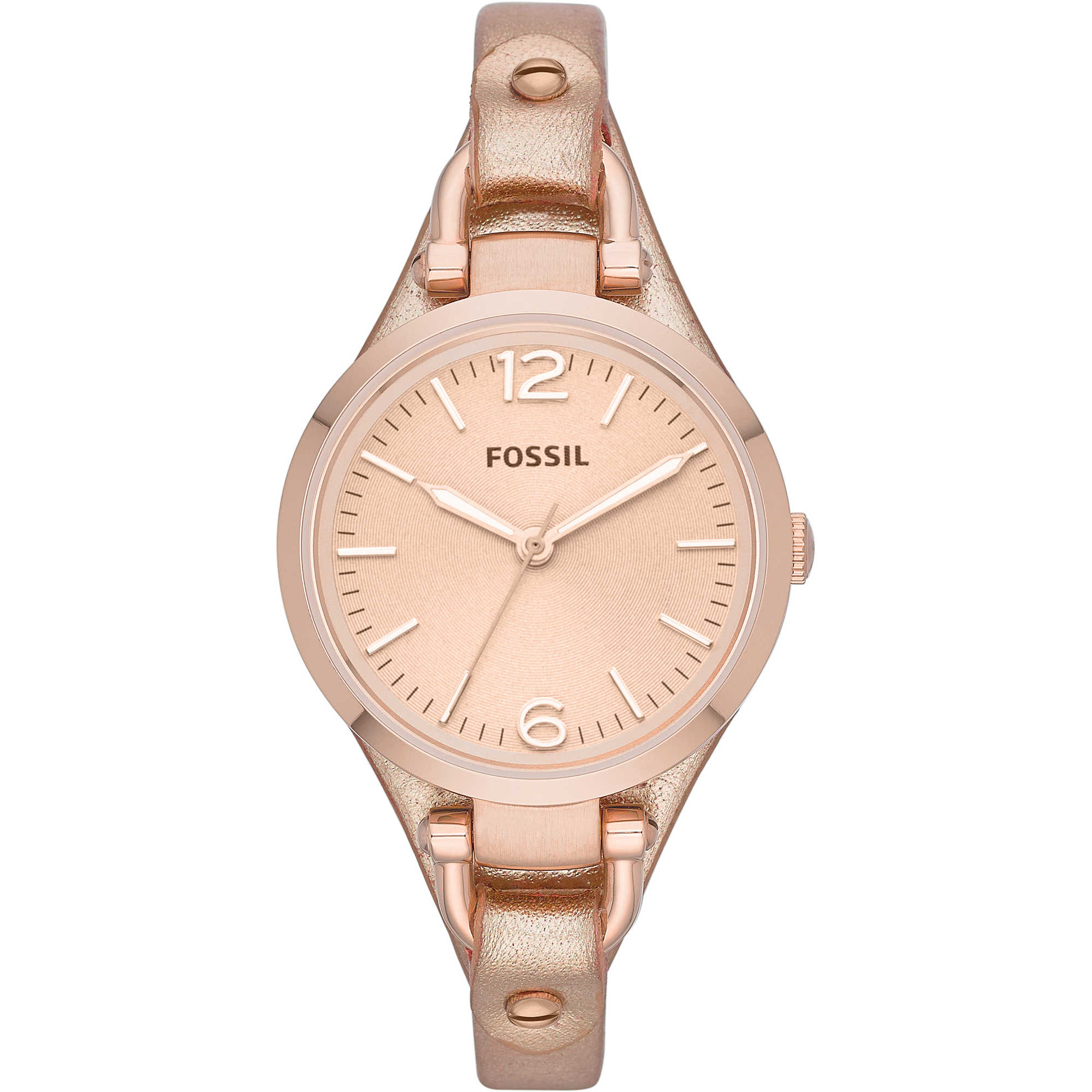 Watch Only Time Woman Fossil Es3413 Es3862 Original Zoom