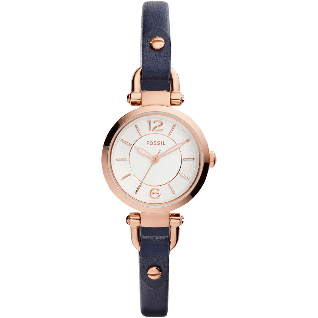 watch only time woman Fossil Georgia Mini ES4026