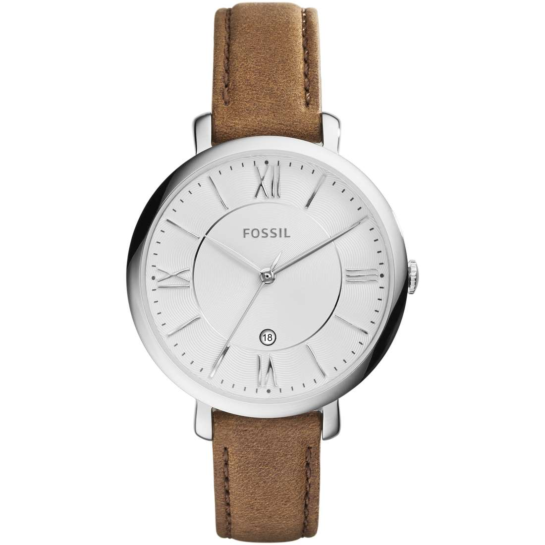 watch only time woman Fossil Jacqueline ES3708