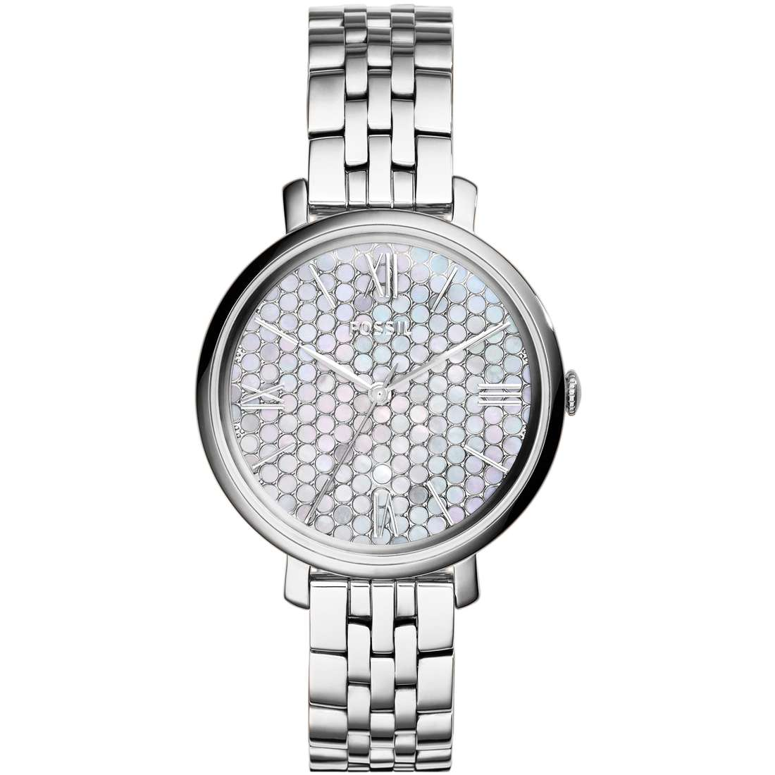 watch only time woman Fossil Jacqueline ES3803