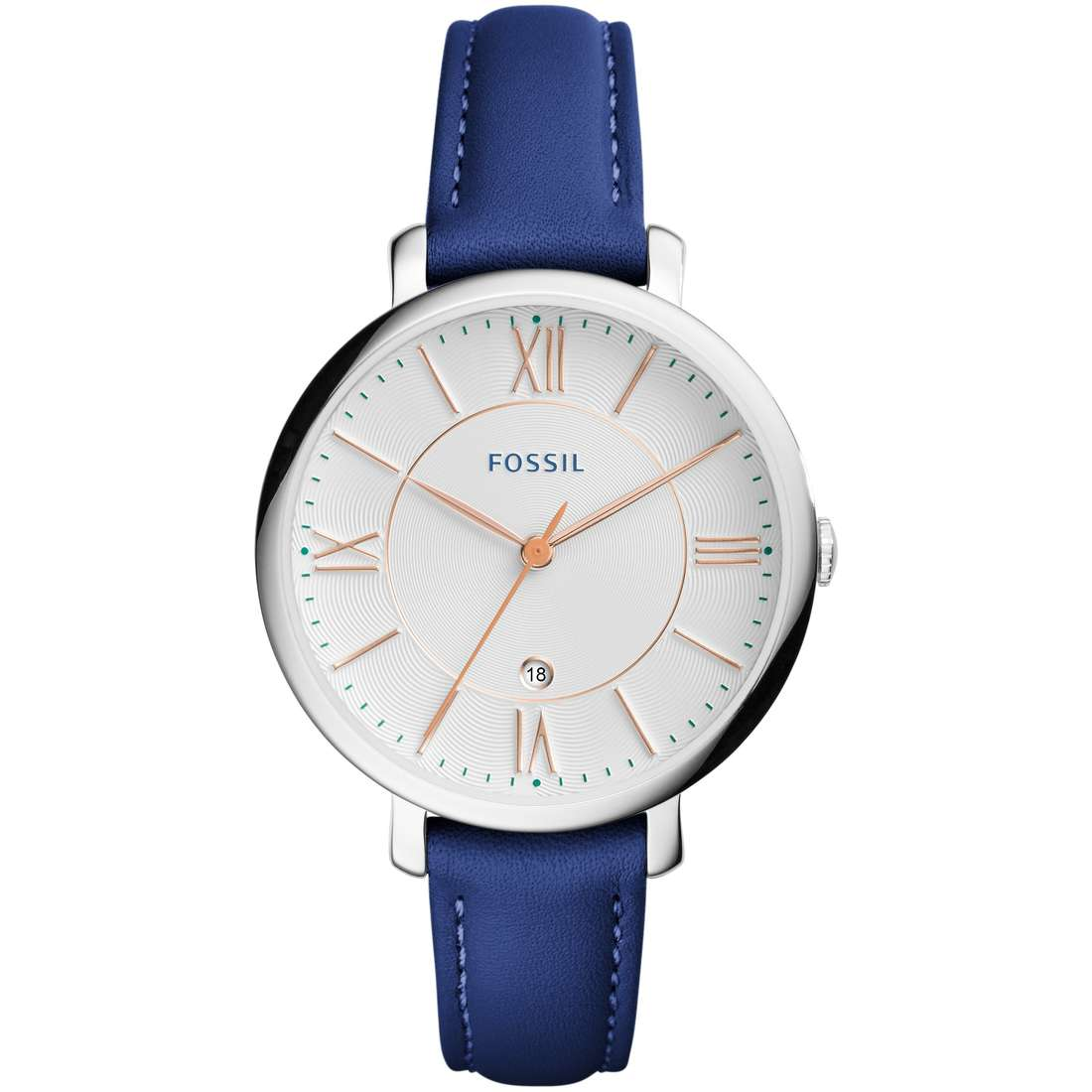 watch only time woman Fossil Jacqueline ES3986