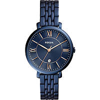 watch only time woman Fossil Jacqueline ES4094