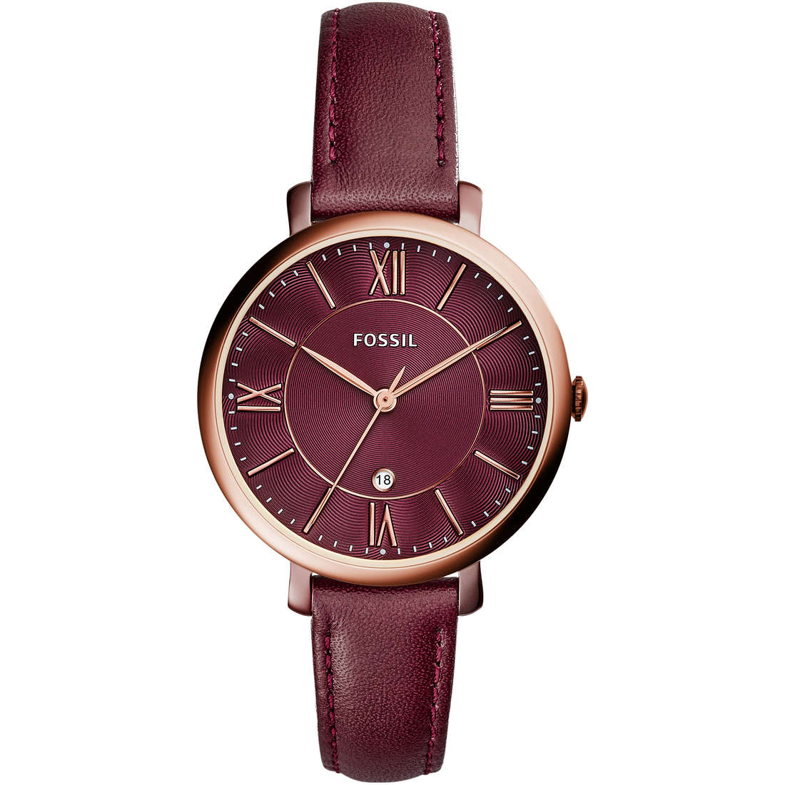 watch only time woman Fossil Jacqueline ES4099