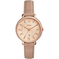 watch only time woman Fossil Jacqueline ES4292