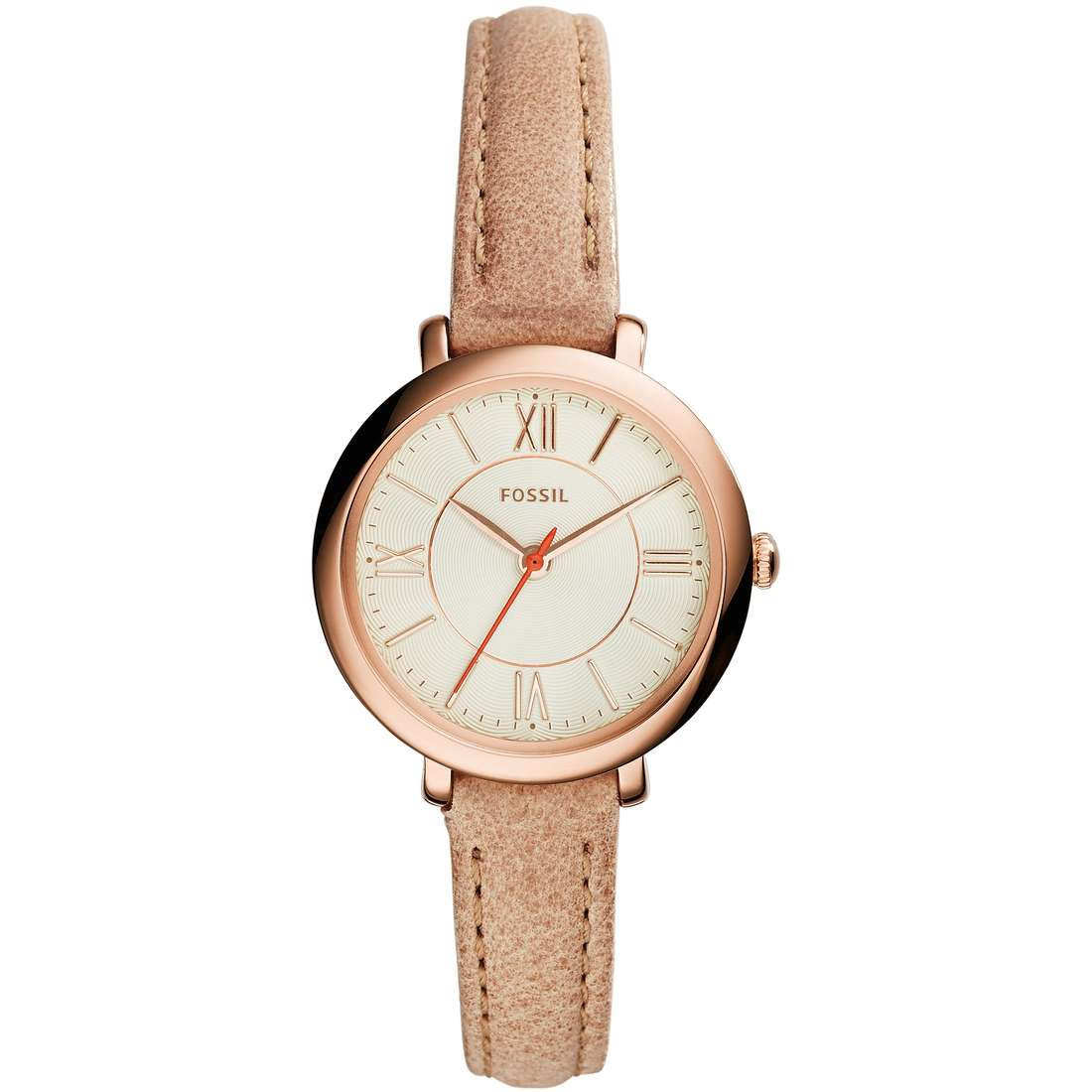 watch only time woman Fossil Jacqueline Small ES3802