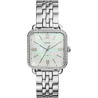 watch only time woman Fossil Micah ES4268