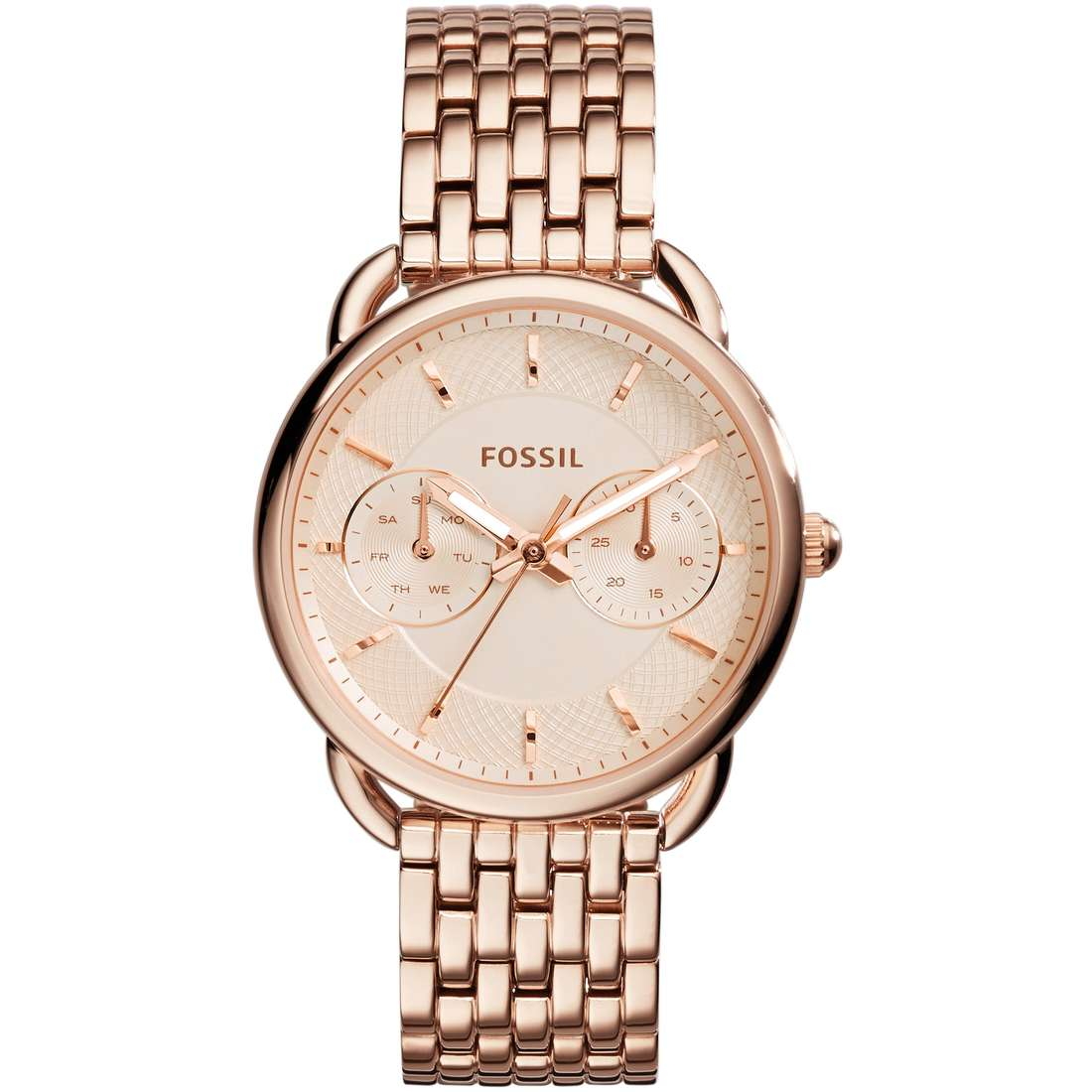 watch only time woman Fossil Tailor ES3713