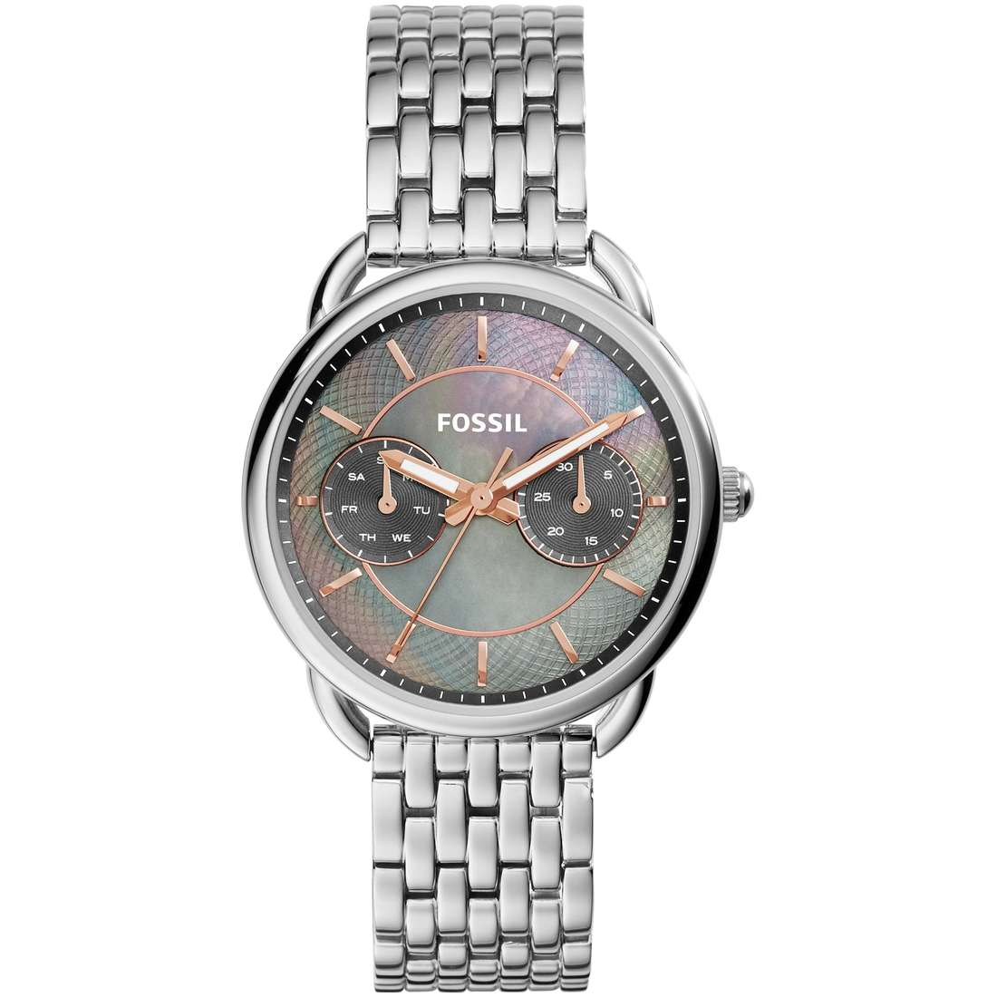 watch only time woman Fossil Tailor ES3911