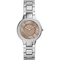 watch only time woman Fossil Virginia ES4147
