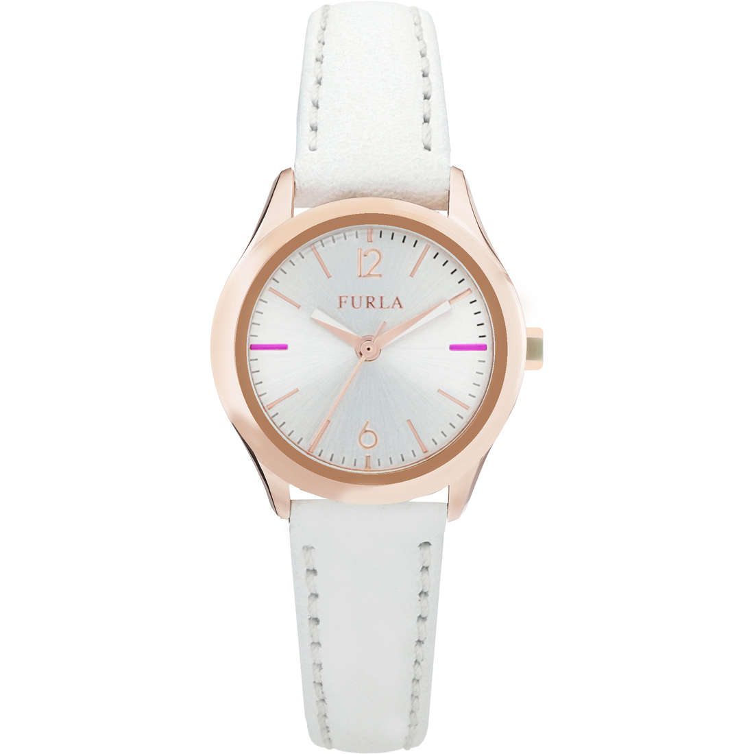 watch only time woman Furla Eva R4251101505